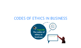 Topic 06: Transparency and Code of ethics