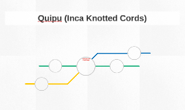 Quipu (Inca Knotted Cords)