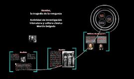 Copy of Hamlet, la tragedia de la venganza