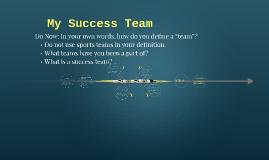 My Success Team