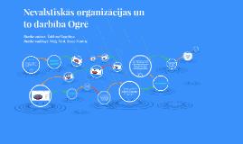 Nevalstiskās organizācijas un to darbība Ogrē