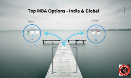 Top MBA Options - India & Global
