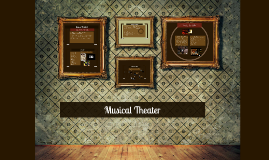 Copy of Musical Theater