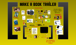 Copy of How To Make A Book Trailer