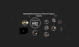 Copy of Basketball Revolutionary Prime time Sports Industry