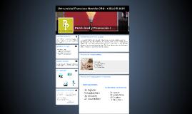 PUBLICIDAD Y PROMOCIÓN I CICLO - 2014