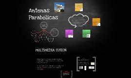 Antenas: