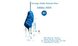 Copy of Adidas PR Plan