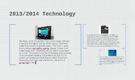 2013/2014 Technology