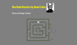 Man Made Monsters Review