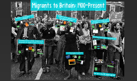 OCR History B: Migrants to Britain, 1900-Present