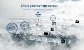 Chart your college career