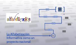 La Alfabetización Informativa como un proyecto naciona