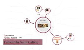 Catacombe Saint Calixte
