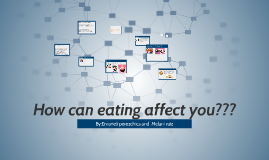 How does eating affect you
