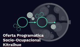 Oferta Programatica