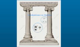 El neoclasicismo en Madrid