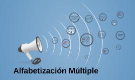 Copy of Alfabetización Múltiple