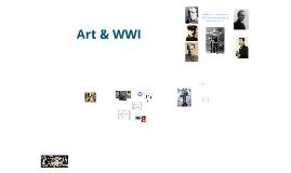 Copy of Art & WWI