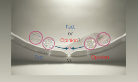 Copy of Fact & Opinion