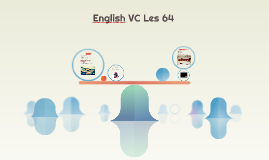 English VC Les 64
