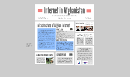 Internet in Afghanistan