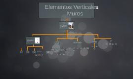 Elementos Verticales