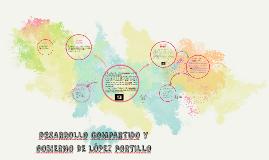 Desarrollo compartido y gobierno de López Portillo