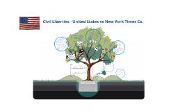 Civil Liberties - United States vs New York Times