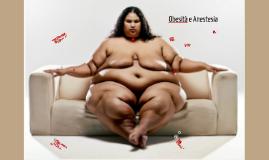 Obesità e Anestesia