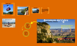 Copy of Barrancas del cobre