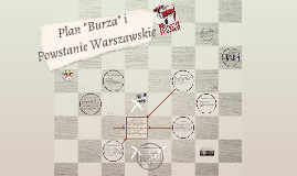 """akcja """"Burza"""" i powstanie warszwskie"""