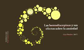 Las benzodiacepinas y sus efectos en la ansiedad