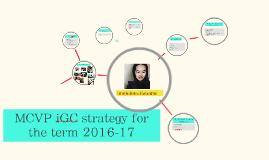 MC VP iCG candidate