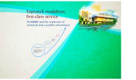 Copy of Topnotch modalities, first-class service