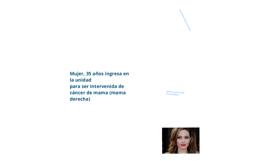caso clinico mastectomia