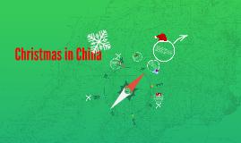 Christhmas on China
