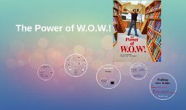 The Power of W.O.W.!