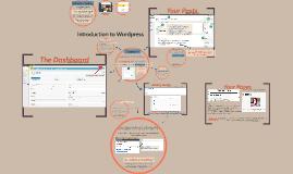 Student  Advisory- Introduction to Wordpress (Nov 10)
