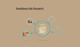 Revolutionary War Documents