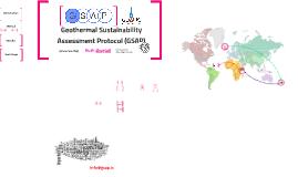 GSAP -EGU 2014