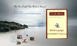 book report in the five people