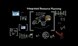 Copy of The Integrated Resource Management Process