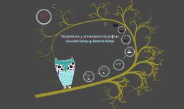 Copy of Interpretación y representación de gráficas: Velocidad Tiempo y Aceleración Tiempo.
