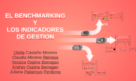 EL BENCHMARKING - INDICADORES DE GESTIÓN