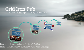 Grid Iron Pub
