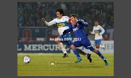 Análisis Memorias 2012
