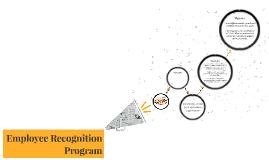 Employee Recognition Awards Program