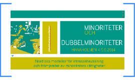 #dubbelminoriteter