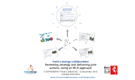 Kent's energy collaboration